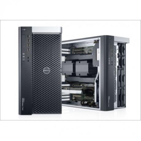 Dell Precision T7600 с процесор 2 x Xeon E5-2620,64GB DDR3, 500GB