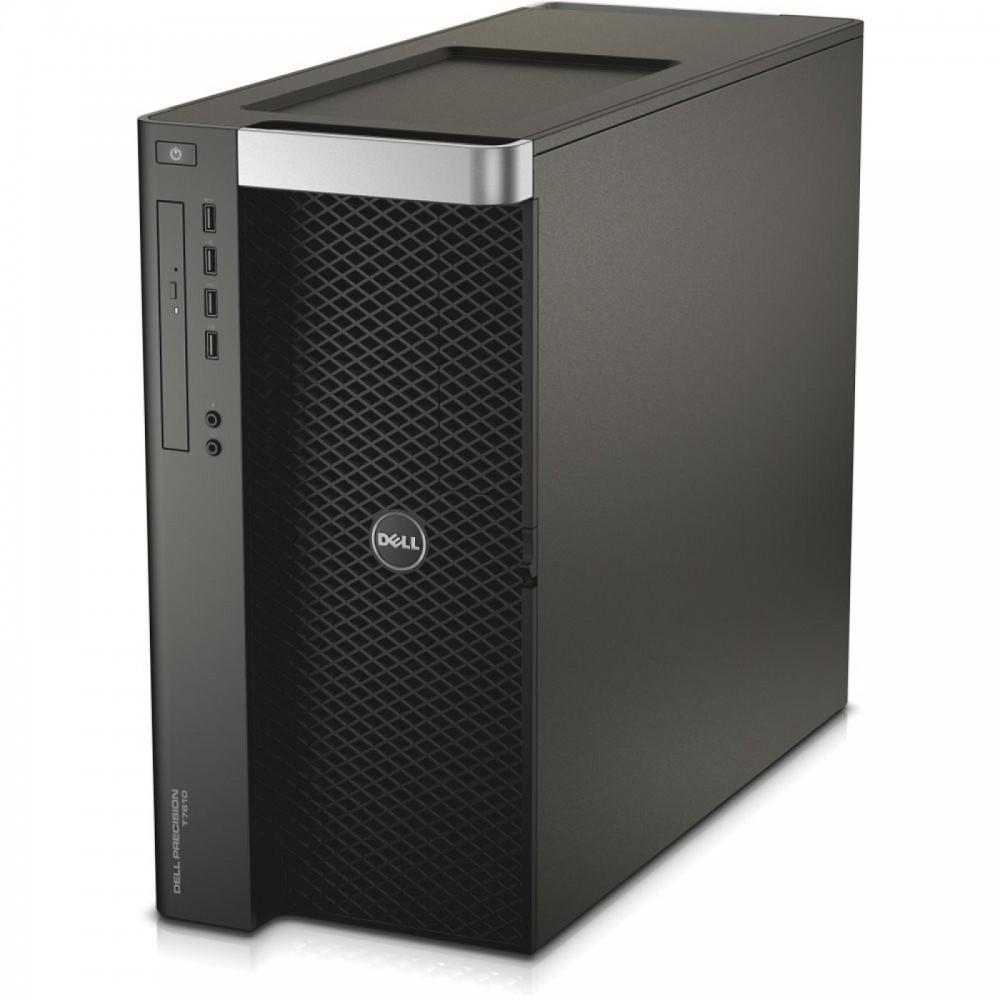 Dell Precision T7610 с процесор Xeon E5-2680, 32GB DDR3, 500GB, Quadro FX4600