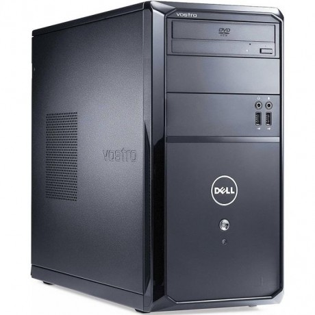 Dell Vostro 260 Tower с процесор Intel i5 - 2400, 4096MB DDR3, 500GB HDD