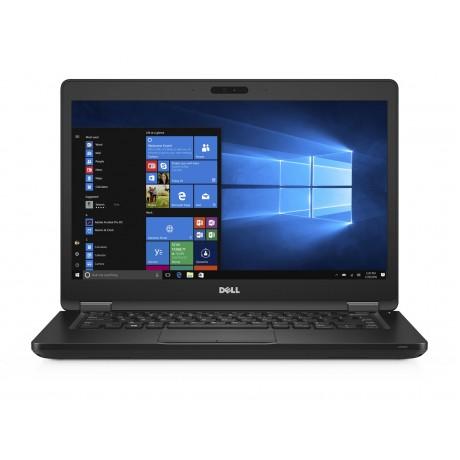 "Dell Latitude 5480 с процесор i5 - 7200U, 8GB DDR4, 256GB SSD, 14'' FHD, клас ""А"""