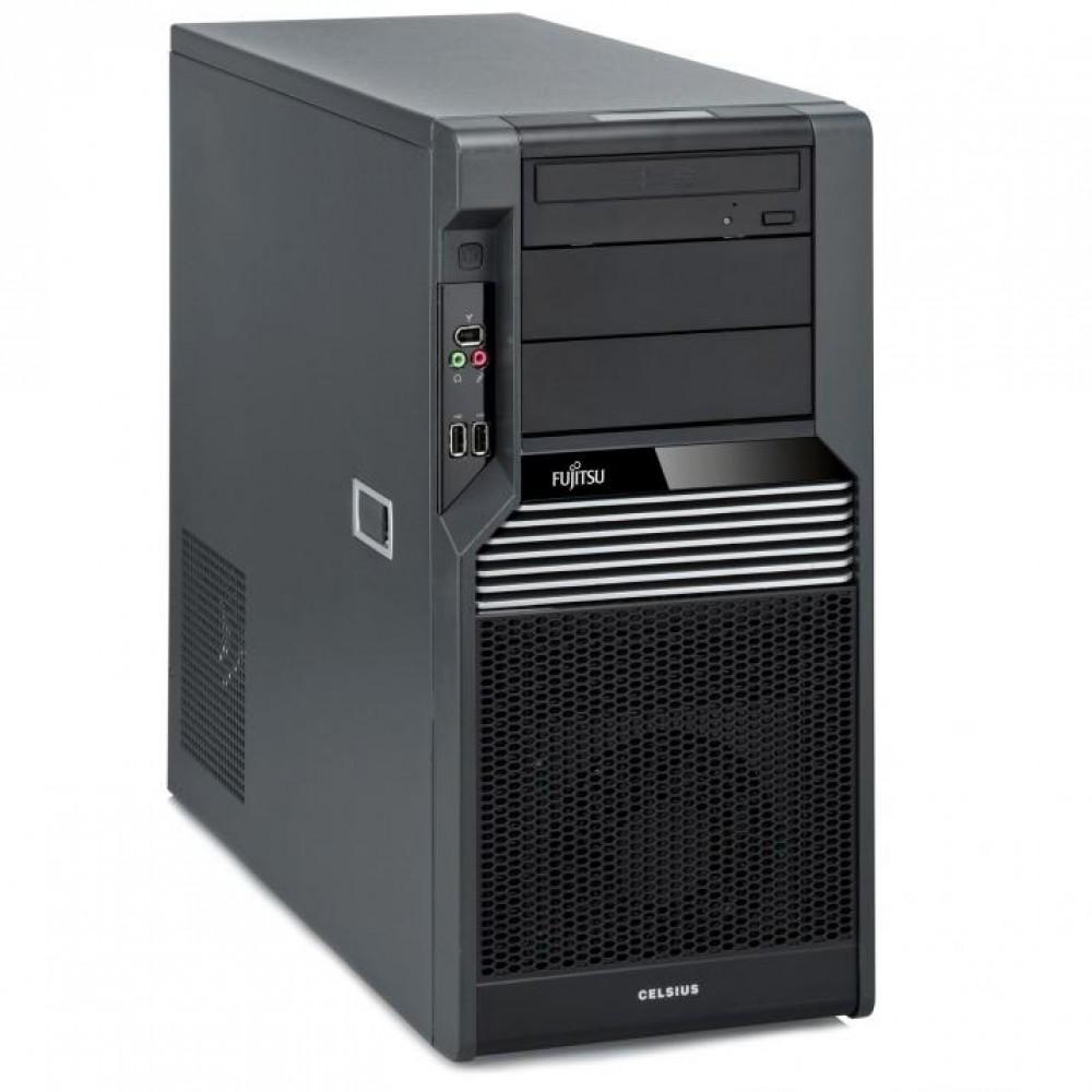 Fujitsu Celsius M470 Xeon W3520, 4GB DDR3, 160GB+150GB HDD, Quadro FX 1800
