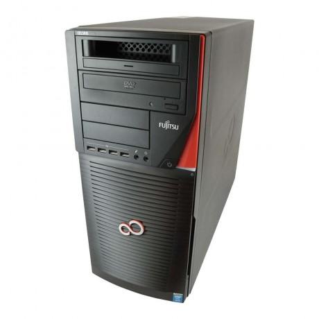 Fujitsu Celsius M740 с процесор Xeon E5-1620 v3 , 16GB DDR4,256GB SSD, Quadro K2200