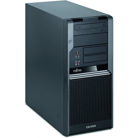 Fujitsu Celsius W380 с процесор G6950, 4GB DDR3, 250GB HDD