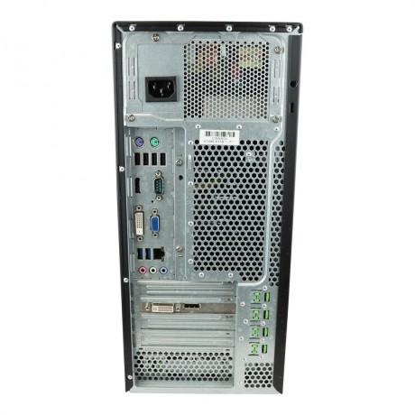 Fujitsu Celsius W530 с процесор Xeon E3 -1226, 16GB DDR3, 128SSD + 1TB HDD