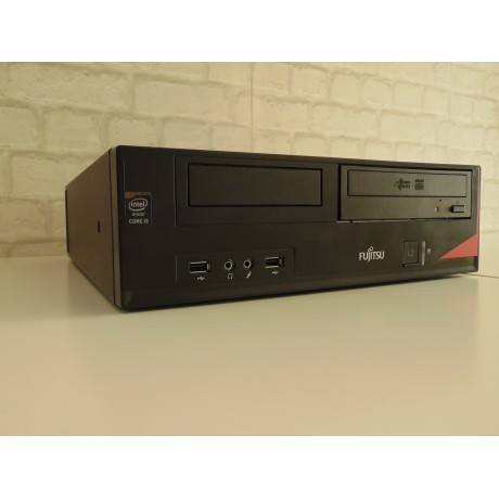 Fujitsu Esprimo E420 с процесор Intel Core i3,4096MB DDR3,500GB HDD
