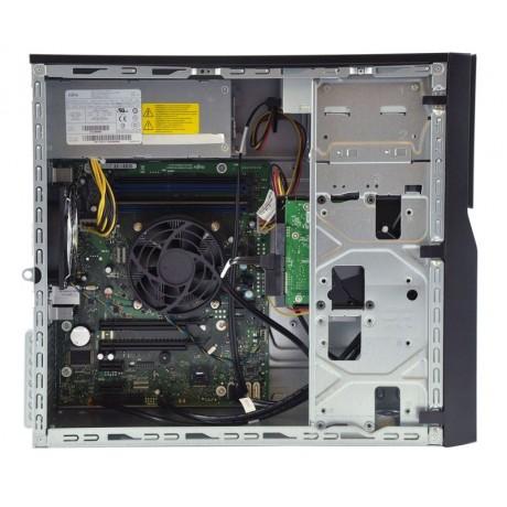 Fujitsu Esprimo P520 Tower Процесор Intel i5 - 4460, 4GB DDR3, 128GB SSD