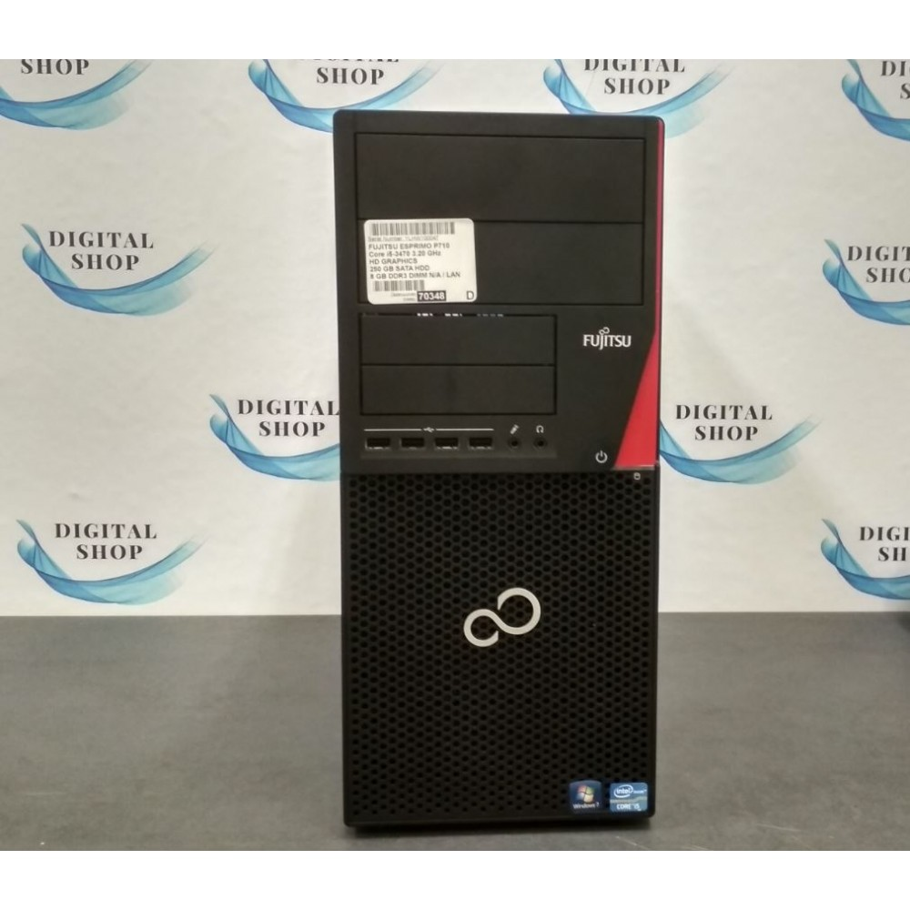 Fujitsu Esprimo P710 с процесор Intel Core i5, 8GB DDR3, 250GB HDD