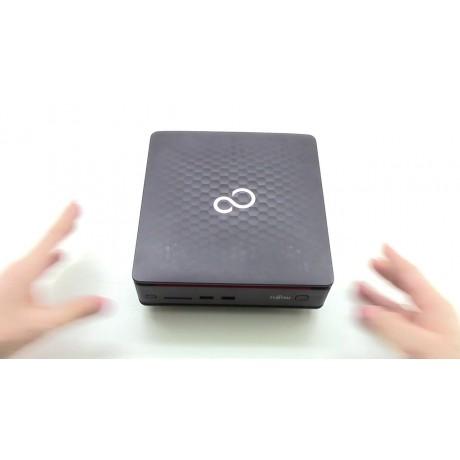 Fujitsu Esprimo Q510 Mini с процесор Intel G1610Т, 4GB DDR3, 320GB HDD