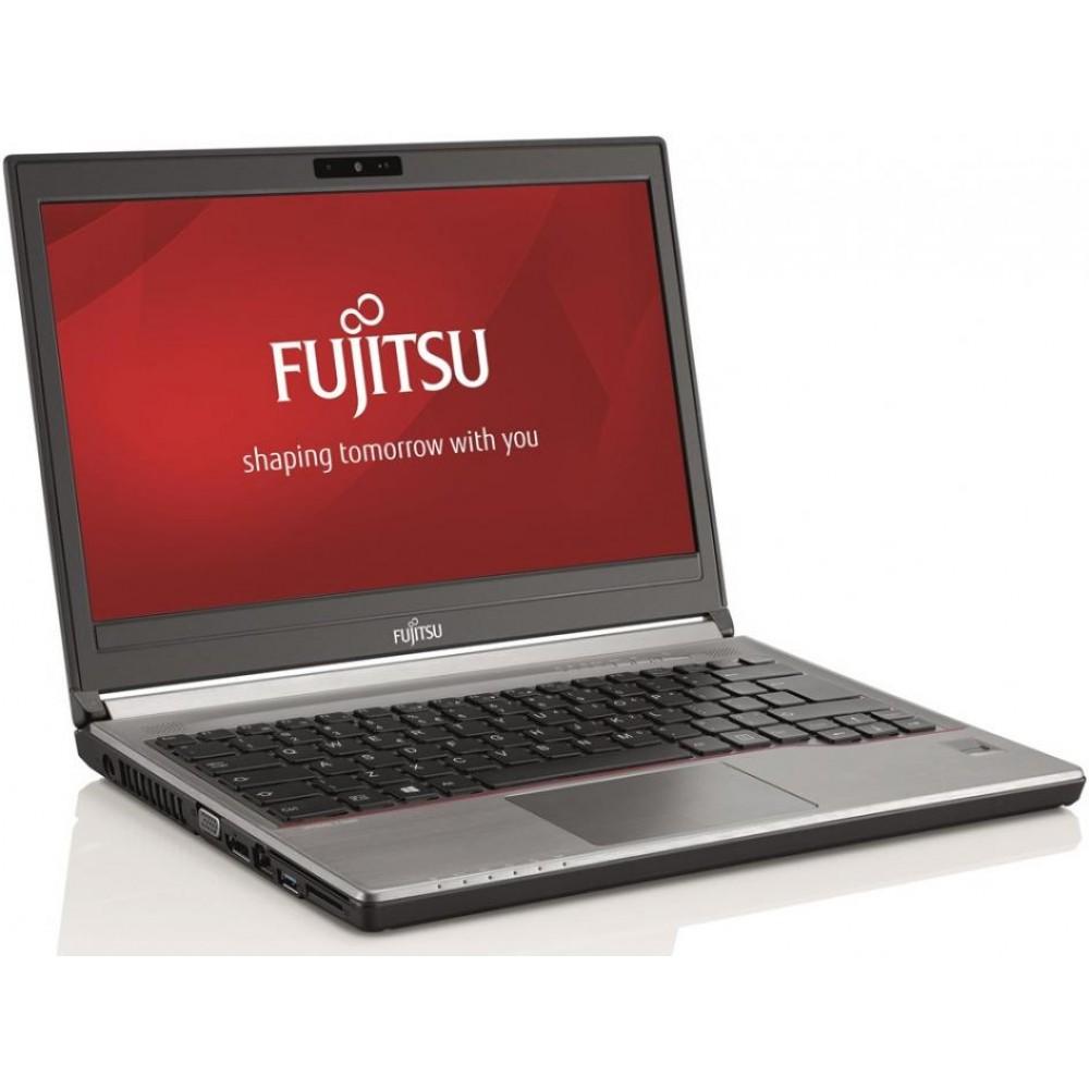 Fujitsu Lifebook E736 с процесор i3 - 6100U, 8GB DDR4, 256GB SSD,13.3'FHD, Клас А