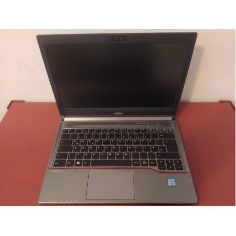 Fujitsu Lifebook E736 с процесор i5 - 6300U, 4GB DDR4, 240GB SSD,13.3'HD, Клас А