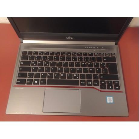 Fujitsu Lifebook E736 с процесор i5 - 6300U, 8GB DDR4, 128GB SSD,13.3'HD, Клас А