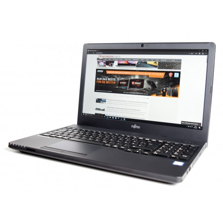 "Fujitsu Lifebook A557 с процесор Intel i5 - 7200U, 8GB DDR4, 256GB SSD, 15.6'F'HD, Клас ""А"""