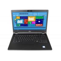 "Fujitsu Lifebook E448 с процесор Intel i3 - 7130U, 8GB DDR3, 256GB SSD, 14''HD, Клас ""А"""