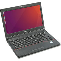"Fujitsu Lifebook E547 с процесор Intel i5 - 7200U, 8GB DDR3, 256GB SSD, 14''FHD, Клас ""А"""