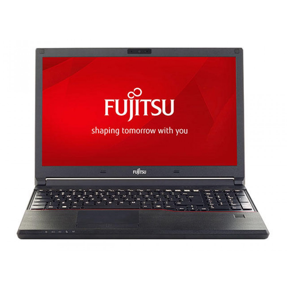 Fujitsu Lifebook E554 с процесор Intel Core i3, 8192MB DDR3, 128GB SSD, 15.6''