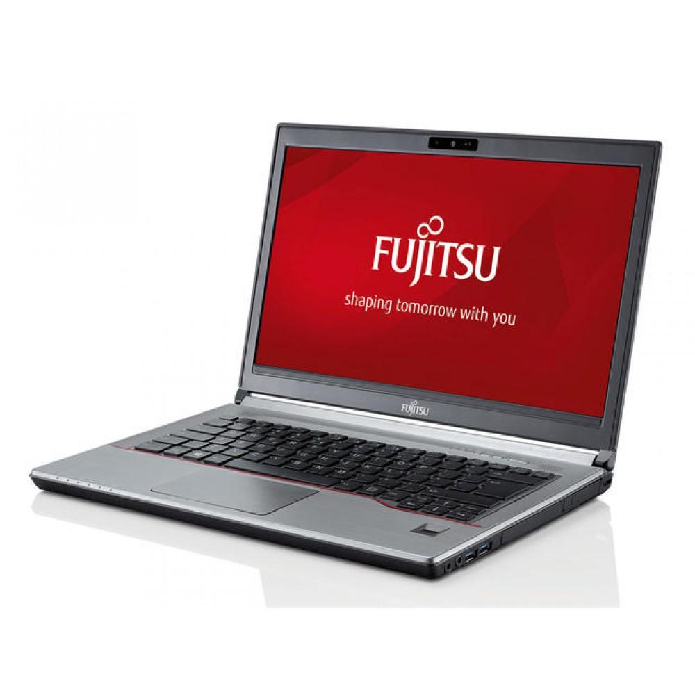 Fujitsu Lifebook E734 с процесор Intel i3 - 4100M, 8GB DDR3, 500GB HDD, 13.3'HD, клас А