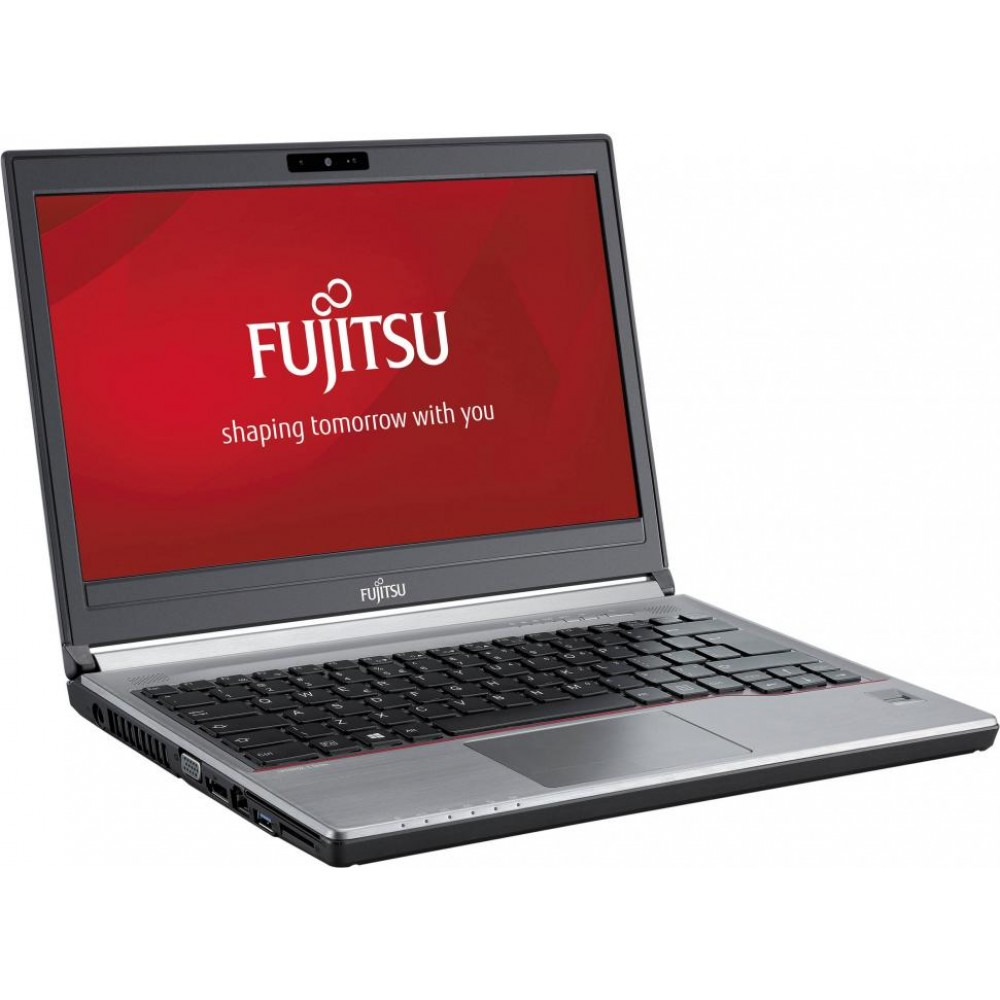 Fujitsu Lifebook E734 с процесор Intel i5, 8GB DDR3, 500GB HDD, 14'