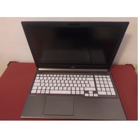 Fujitsu Lifebook E754 с процесор Intel i5 - 4210M, 4GB DDR3, 500GB HDD, 15.6''FHD