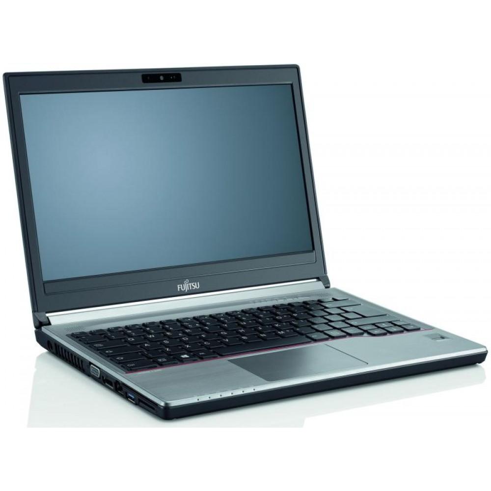 Fujitsu Lifebook E756 с процесор Intel i5 - 6200U, 8GB DDR3, 128GB HDD, 15.6''