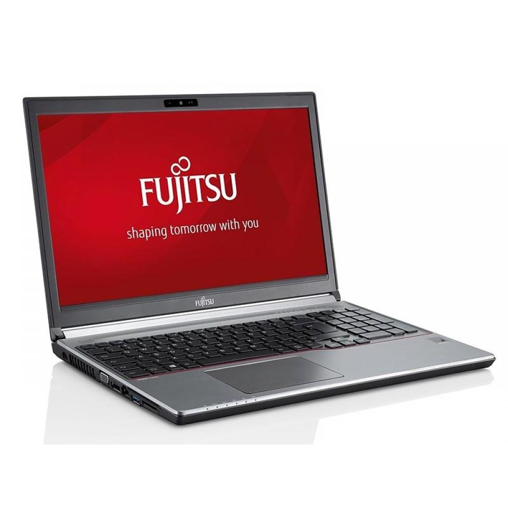 Fujitsu Lifebook E756 с процесор i5 - 6200U, 8GB DDR4, 256GB SSD, 15.6''
