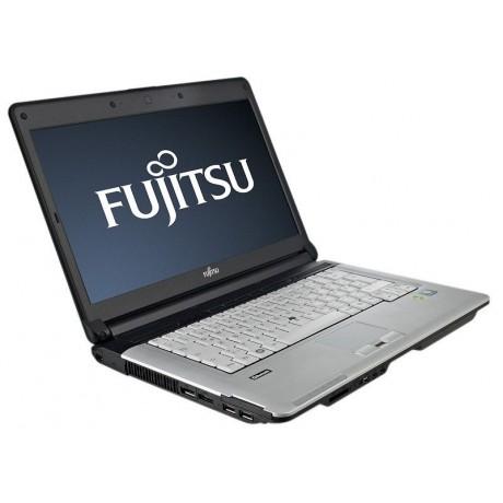 Fujitsu Lifebook S710 с процесор Intel i5 - 520M, 4GB DDR3, 320GB HDD, 14''