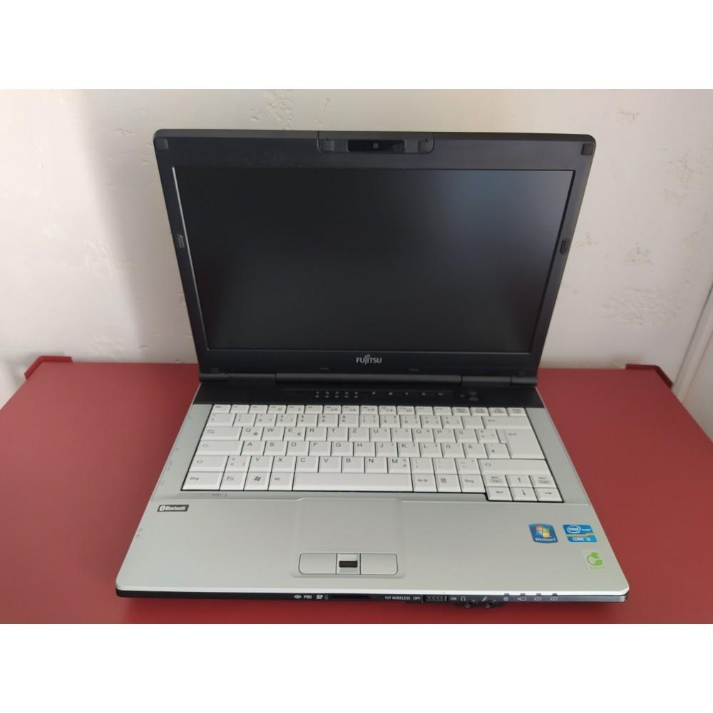 Fujitsu Lifebook S751 с процесор Intel i3 - 3250M, 4GB DDR3, 320GB HDD, 14''