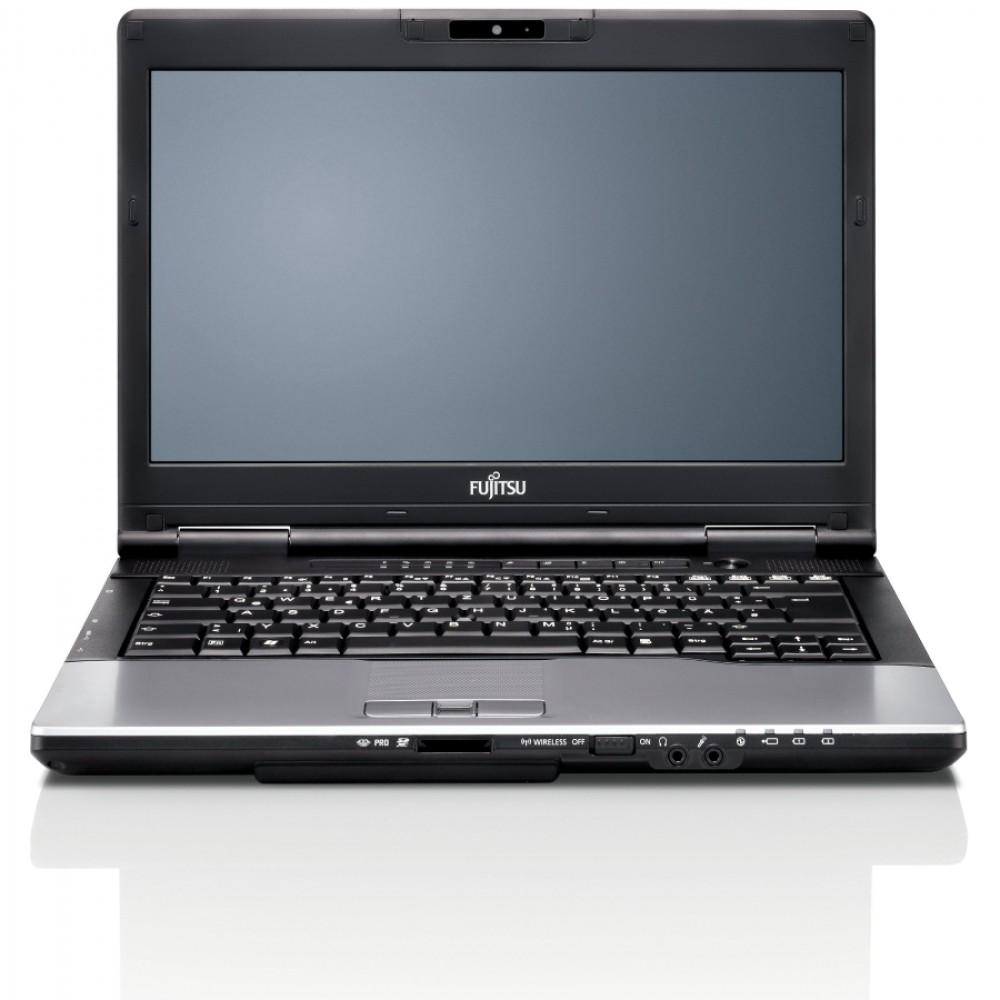 Fujitsu Lifebook S752 с процесор Intel i3 - 2370M, 4GB DDR3, 320GB HDD, 14''