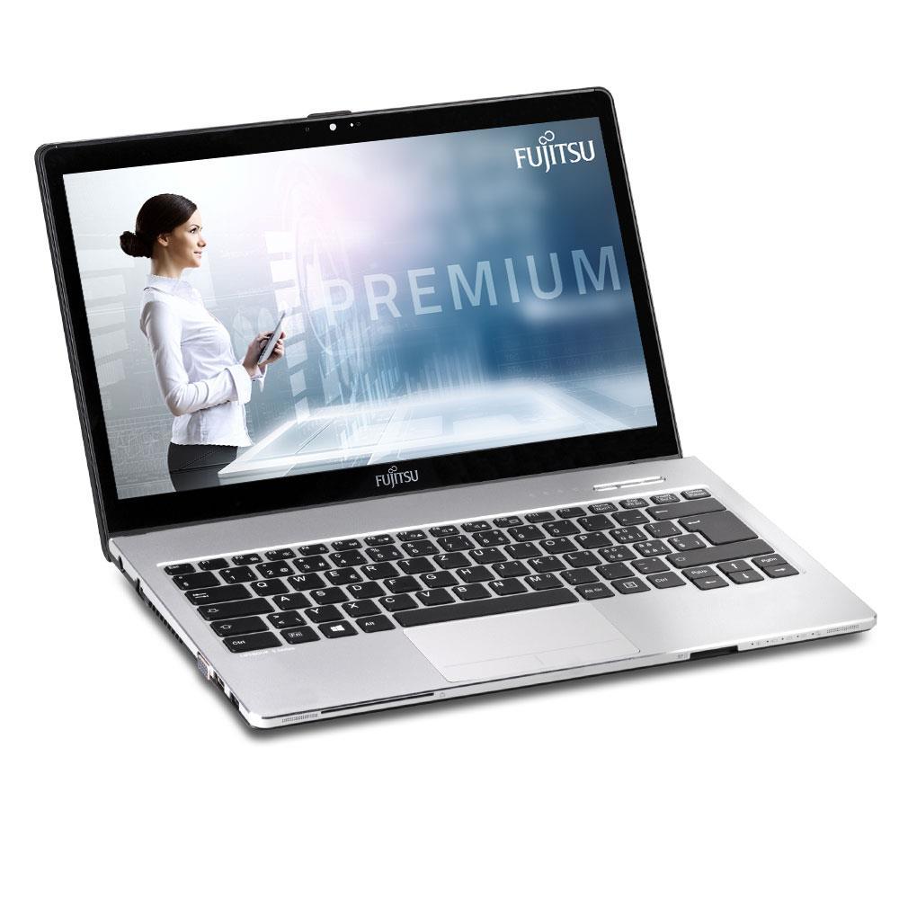 Fujitsu Lifebook S904 с процесор Intel i5 - 4200U, 8GB DDR3, 500GB HDD, 13.3''