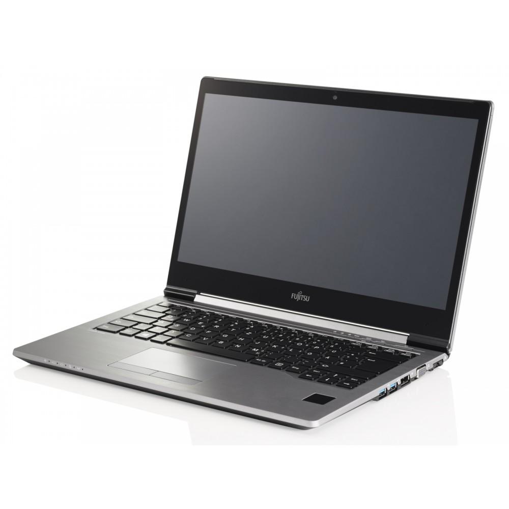 """Fujitsu Lifebook U745 с процесор Intel i5 - 5200U, 8GB DDR3, 256 GB SSD, 14''FHD, клас """"А -"""""""