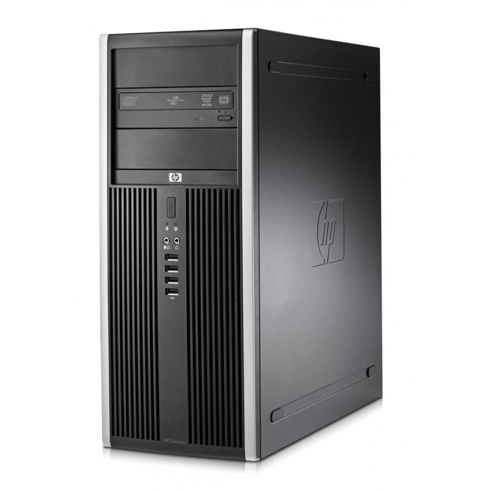 HP 8000 Elite с процесор Intel Q9500, 4GB DDR3, 160GB