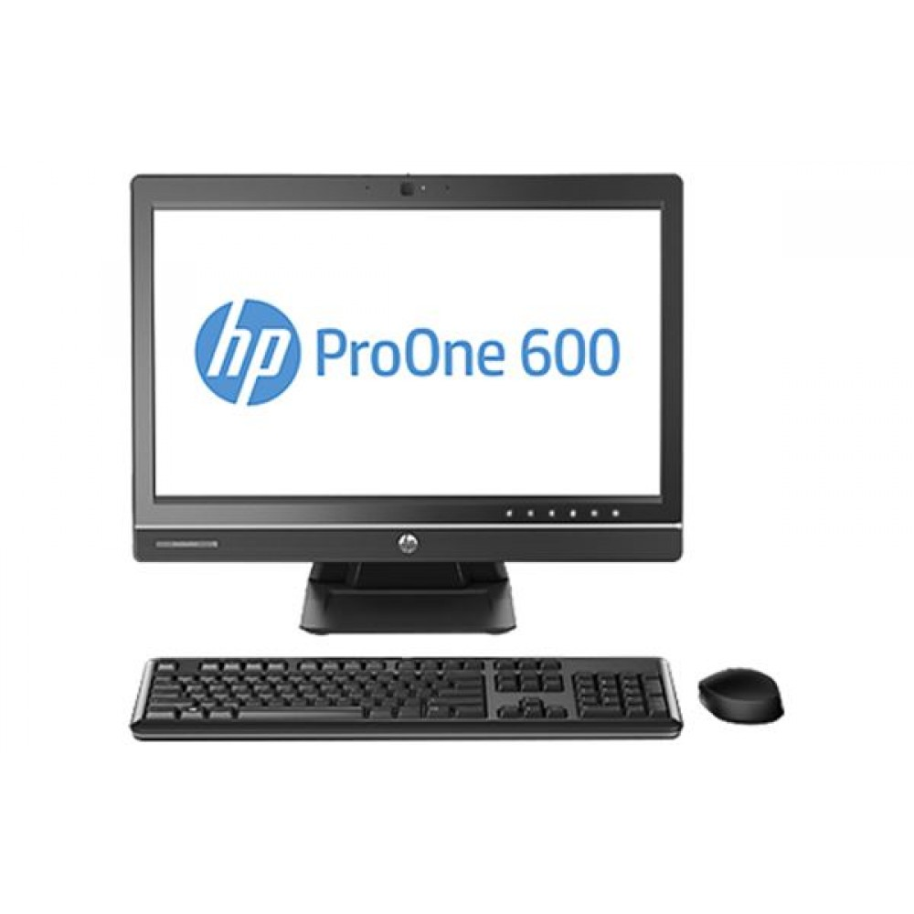 HP ProOne 600 G1 AIO с процесор Intel  i5 - 4570s , 8GB DDR3, 500GB HDD, 22''FHD