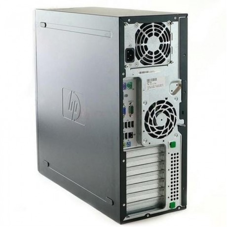 HP 8200 Elite Tower с процесор Intel i5 - 2400, 4096MB DDR3, 128GB SSD