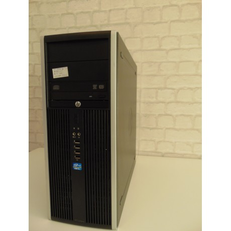 HP 8300 Elite с процесор Intel i5 - 3470, 8GB DDR3, 500GB HDD, nVidia GT710 2GB Геймърски компютър