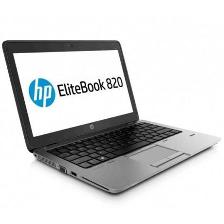 HP EliteBook 820 G1 с процесор Intel Core i7, 8192MB DDR3, 320GB HDD, 12.5'