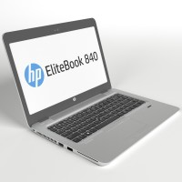 "HP EliteBook 840 G3 с процесор Intel i5 - 6300U, 8GB DDR4, 256GB SSD, 14' FHD, клас ""А -"""