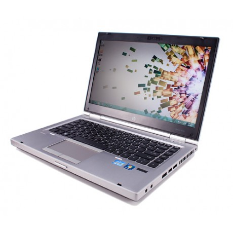 HP EliteBook 8460p с процесор Intel i5 - 2520M, 4GB DDR3, 320GB, 14'' HD