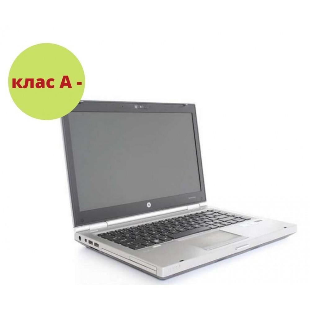 "HP EliteBook 8460p с процесор i5 - 2520M, 4GB DDR3, 500GB HDD, 14'', клас ""А-"""