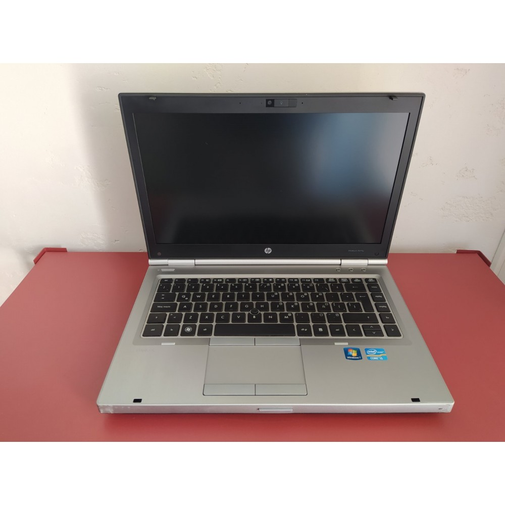 HP EliteBook 8470p с процесор Intel i5 - 3320M, 4GB DDR3, 320GB HDD, 14''