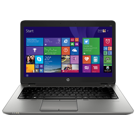 HP EliteBook 850 G2 с процесор Intel Core i5, 8GB DDR3, 180GB SSD, 15.6''