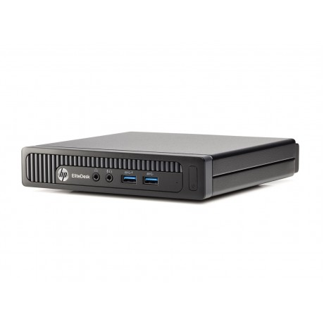 HP Elitedesk 800 G1 Mini с процесор Intel Core i5, 4096MB DDR3, 500GB HDD