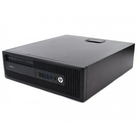 HP Elitedesk 800 G2 SFF с процесор i7 - 6700, 16GB DDR4, 256GB SSD + 500GB HDD