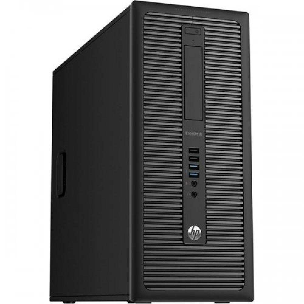 HP Elitedesk 800 G2 Tower с процесор Core i7 - 6700, 8GB DDR4, 128GB SSD + 2TB HDD