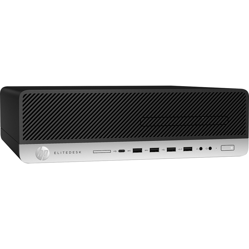 HP Elitedesk 800 G3 SFF с процесор i3 - 6100, 8GB DDR4, 500GB HDD, M.2 for SSD; USB Type-C;