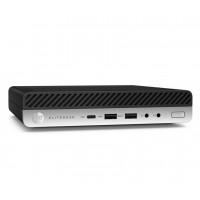 HP Elitedesk 800 G3 Mini с процесор i5 - 7500T, 8GB DDR4, 256GB NVME