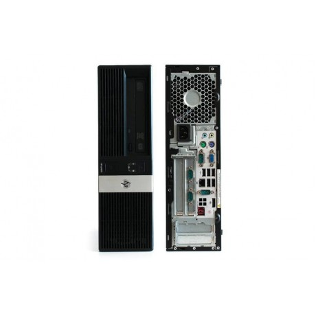 HP rp5800 SFF с процесор Intel i3 - 2120, 4GB DDR3, 500GB