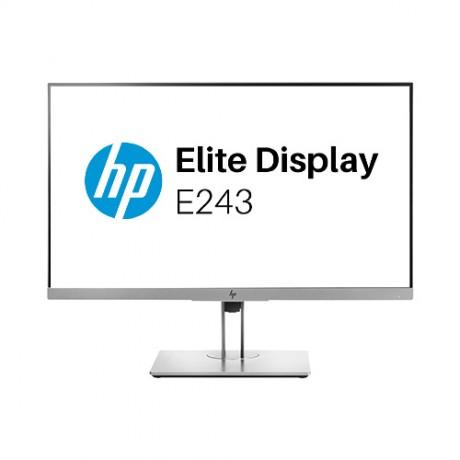 Монитор Hp EliteDisplay E243, 24'', HDMI, IPS