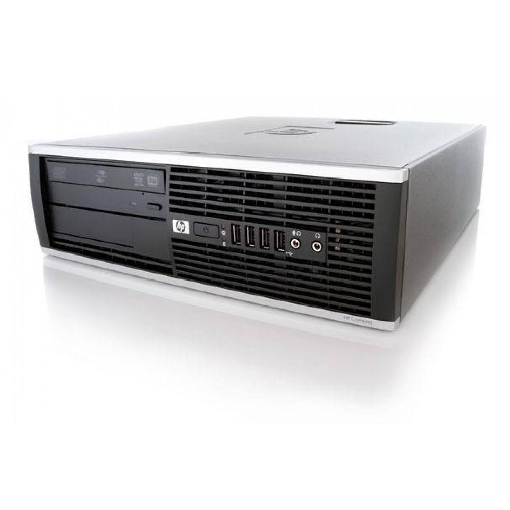 HP 6200 Pro SFF с процесор Intel i3 - 2100, 4GB DDR3, 250GB