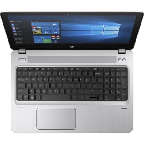 HP ProBook 450 G4 с процесор i5 - 7200U,  8GB DDR4, 128GB SSD, 15.6''FHD, клас А