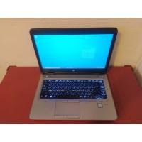 HP ProBook 640 G2 с процесор i5 - 6200U, 8GB DDR4, 128GB SSD, 14''HD, клас А