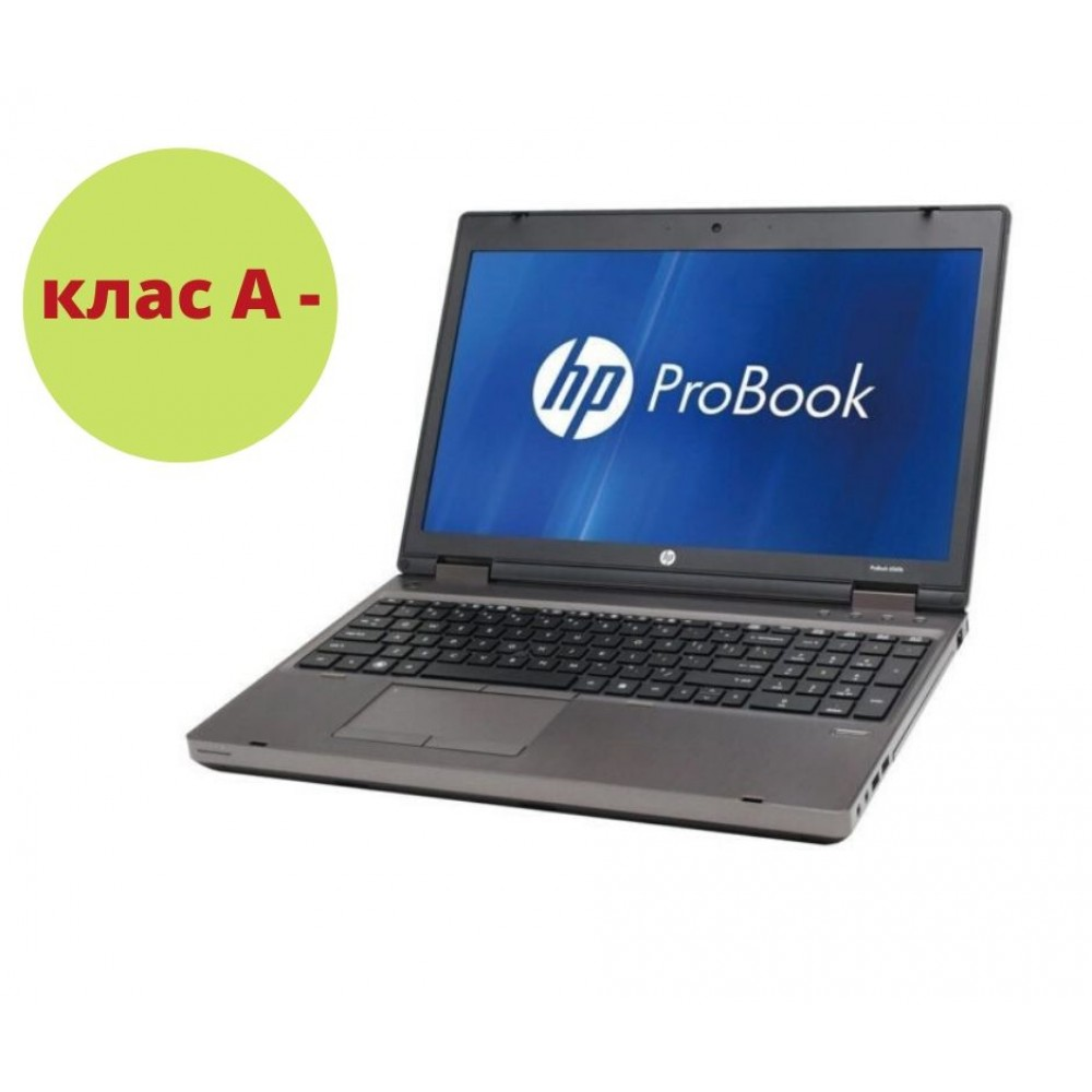 "HP ProBook 6470b с процесор Intel i3 - 3120M, 4GB DDR3, 320GB HDD, 14'', клас ""А -"""